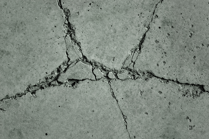 Broken Concrete