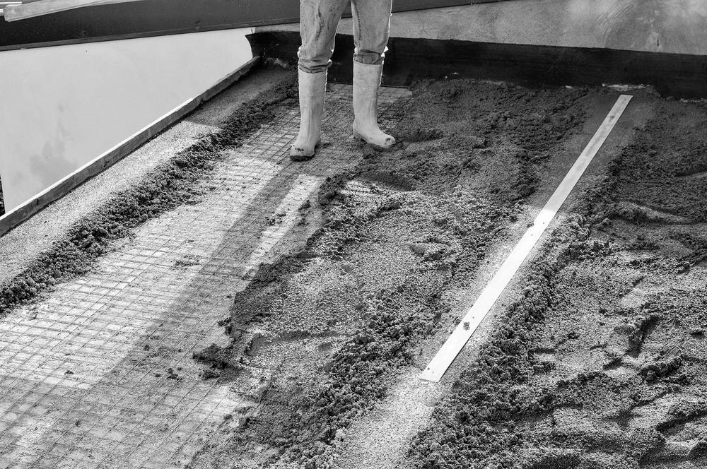 Reinforced Cement Concrete : What is concrete reinforcement lift right