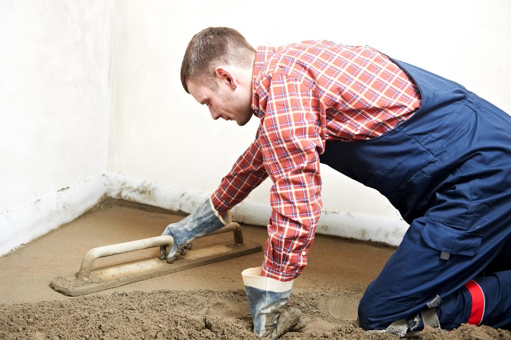 DIY Concrete Repair