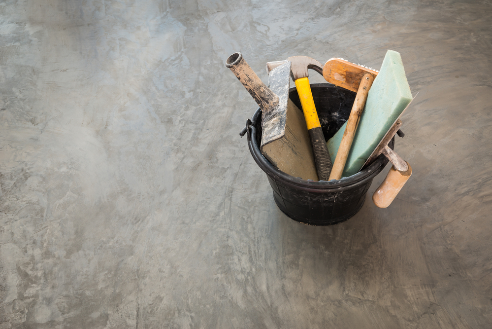 in your concrete floor repairs can prevent a worsening problem