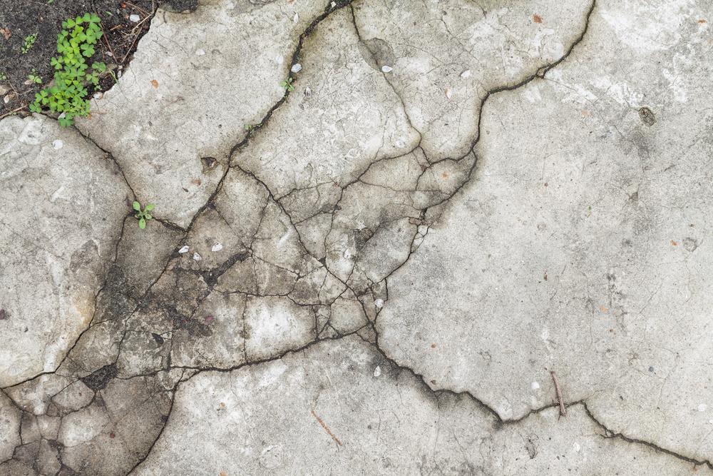 Lifting Settled Concrete