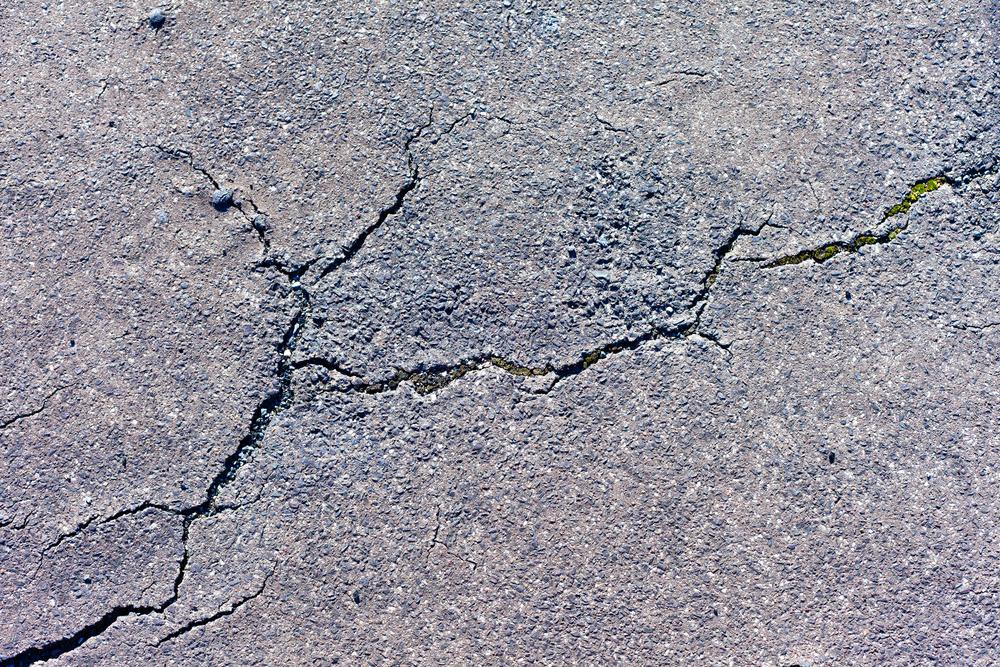 Repair Concrete Cracks with Mudjacking